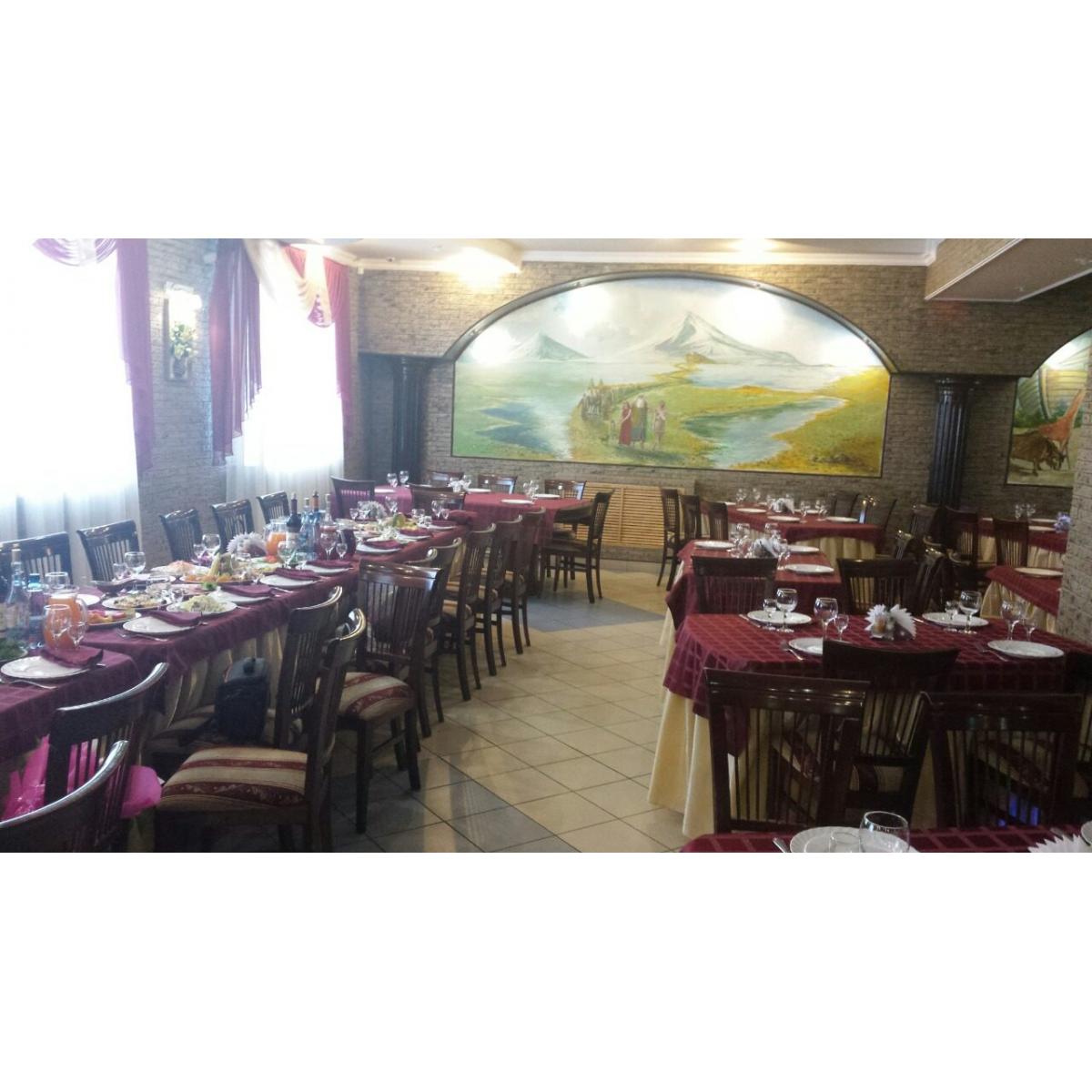 Шашлычный рай кафе  Доставка готовых блюд в Оренбурге